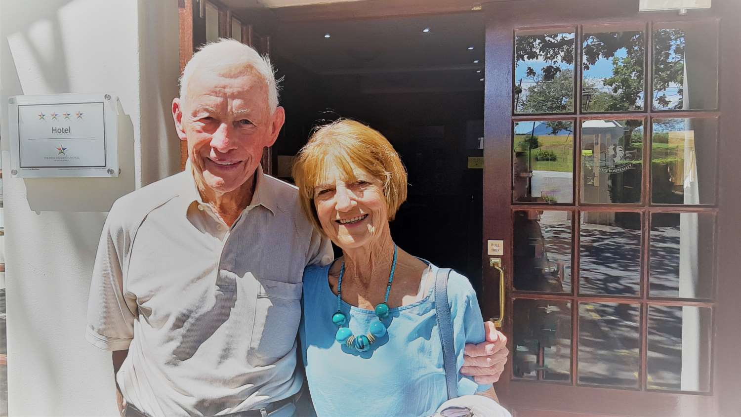 Peter and Jean Brown