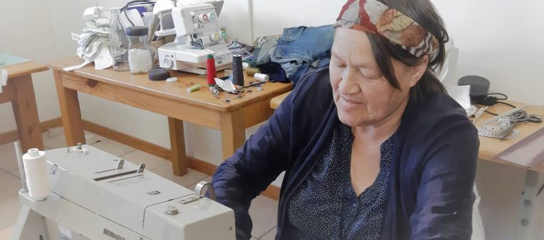 Cynthia Joubert – The Seamstress